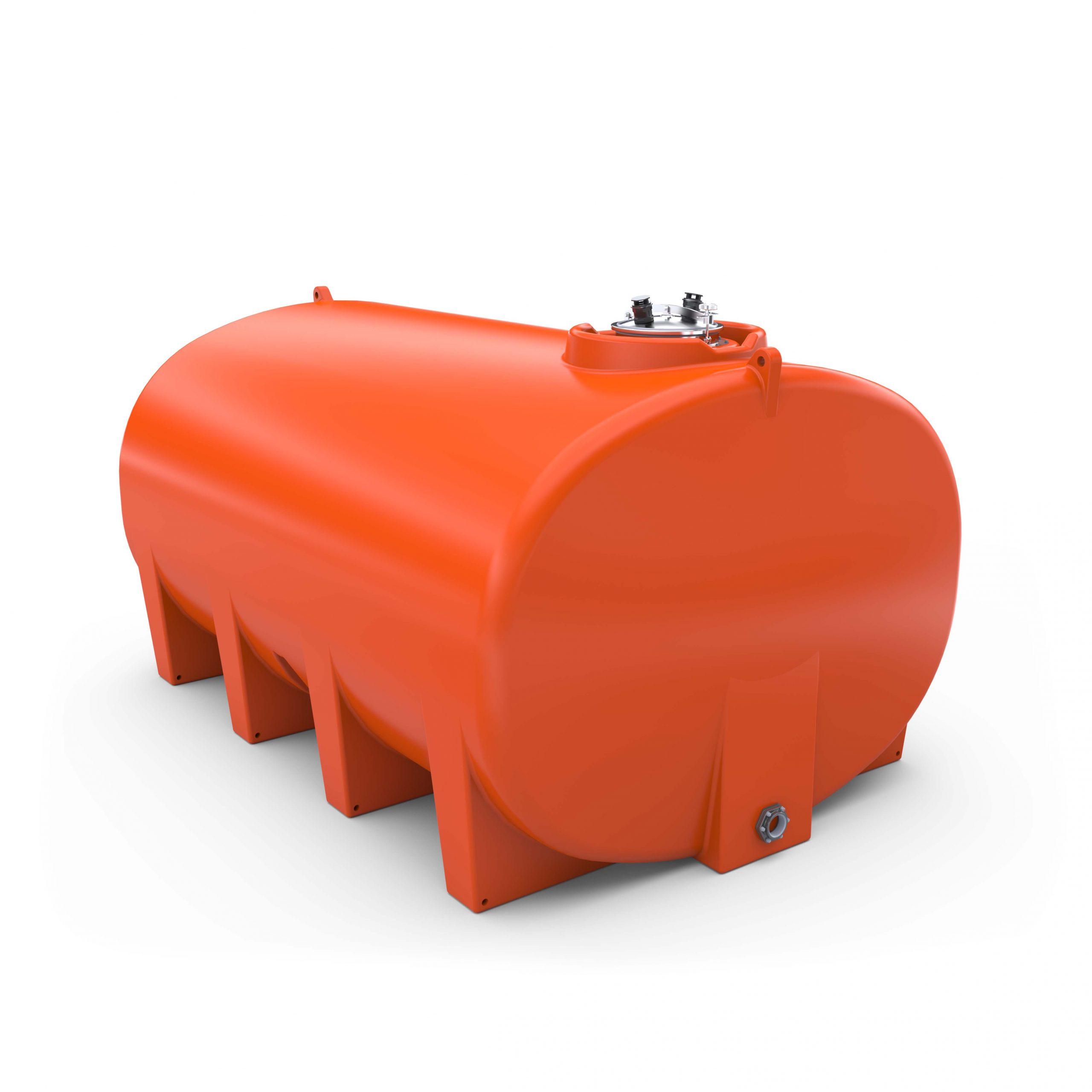 Brine Transport Tank